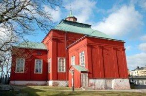 Karlskrona Kościół Admiralicji